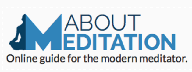 about meditation logo