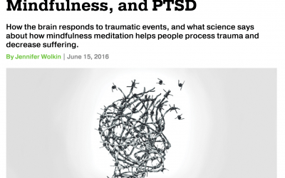 Repost: The Science of Trauma, Mindfulness, and PTSD