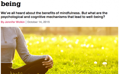 Repost: How Mindfulness Impacts Well-being