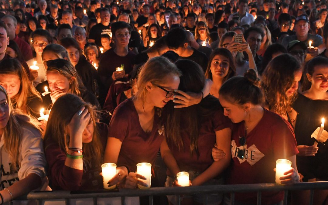TRAUMA IN THE CONTEXT OF MASS SHOOTINGS